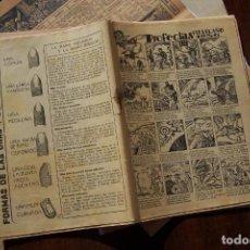 Giornalini: RETALES ALMANAQUE TEBEO PARA 1936. Lote 232566000