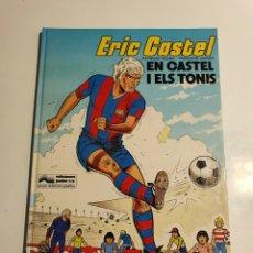 Tebeos: ERIC CASTEL, EN CASTEL I ELS TONIS, EDICIONES JUNIOR 1980.. Lote 234134305