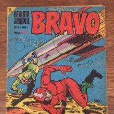 Giornalini: BRAVO. REVISTA JUVENIL Nº 1 (BRUGUERA, 1968). Lote 234299225