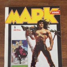 Tebeos: MARK 2000 Nº 1 (WOOD, 1984). Lote 234324740