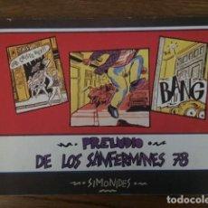 BDs: PRELUDIO DE LOS SANFERMINES 78 (MURILLO, 1979). Lote 234475265