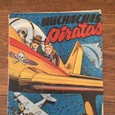 Tebeos: EL HOMBRE ENMASCARADO Nº 2. MUCHACHAS PIRATAS (HISPANO AMERICANA, 1949). Lote 234501570