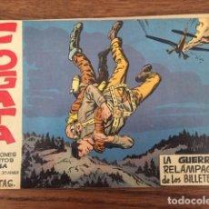 Tebeos: FOGATA Nº 2 (MAGA, 1963). Lote 234502300