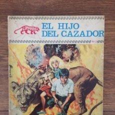 Giornalini: LEOPARDO Nº 2. EL HIJO DEL CAZADOR (TORAY, 1970). Lote 234502745
