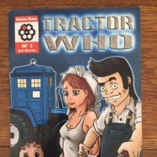 Tebeos: TRACTOR WHO Nº 1 (FANDOGAMIA, 2012). Lote 234503710