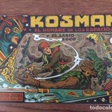Tebeos: KOSMAN, EL HOMBRE DE LOS ESPACIOS Nº 1 - FACSÍMIL. Lote 234506660