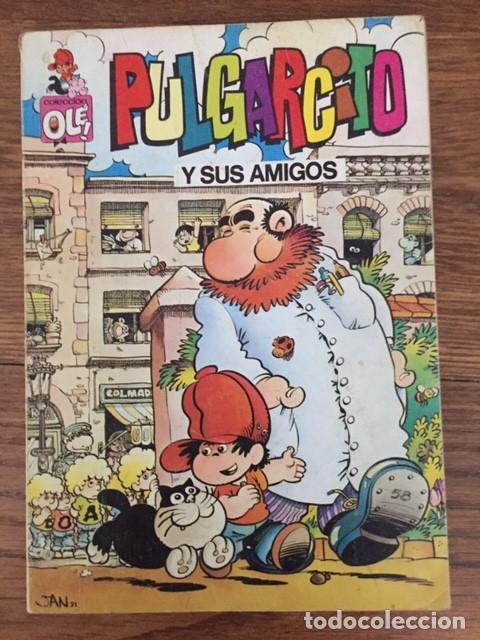 PULGARCITO Y SUS AMIGOS Nº 1 (COL. OLÉ! BRUGUERA, 1981) (Tebeos y Cómics - Números 1)