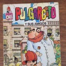 Giornalini: PULGARCITO Y SUS AMIGOS Nº 1 (COL. OLÉ! BRUGUERA, 1981). Lote 234508525