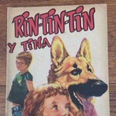 BDs: RIN-TIN-TIN Y TINA Nº 1 (MARCO, 1958). Lote 234509130