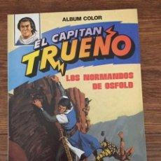 Tebeos: EL CAPITÁN TRUENO. ÁLBUM COLOR Nº 1 (BRUGUERA, 1980 - 4ª EDICIÓN). Lote 234509960