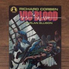Livros de Banda Desenhada: VIC & BLOOD Nº 1 (NORMA, 1989). Lote 234512225