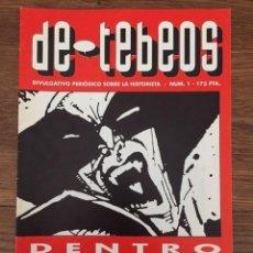 Tebeos: DE TEBEOS Nº 1 (1993). Lote 234654920