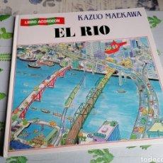 Tebeos: LIBRO ACORDEÓN N°1 EL RÍO. KAZUO MAEKAWA. EDICIONES B. Lote 236196770