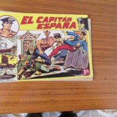 Tebeos: EL CAPITAN ESPAÑA Nº 1 EDITA MAGA. Lote 237047095