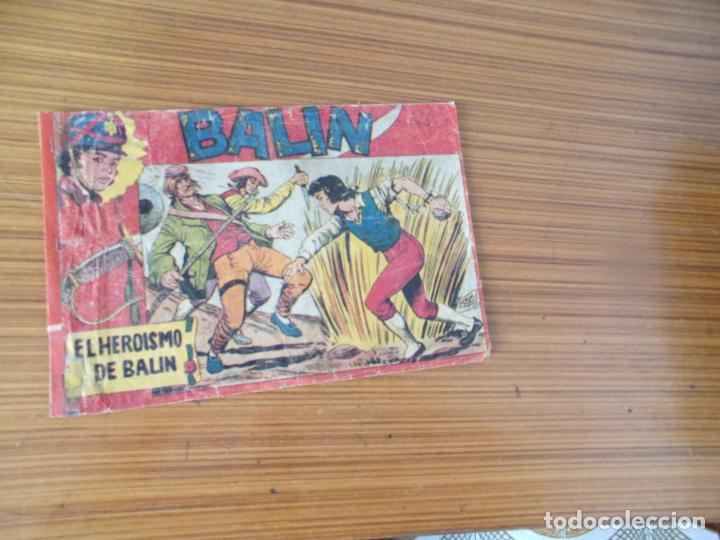 BALIN Nº 1 EDITA MAGA (Tebeos y Cómics - Números 1)