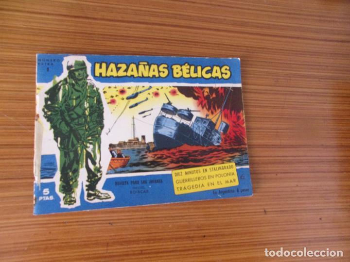 HAZAÑAS BELICAS Nº 1 EDITA TORAY (Tebeos y Cómics - Números 1)