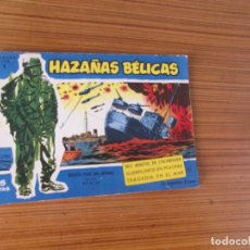 Tebeos: HAZAÑAS BELICAS Nº 1 EDITA TORAY. Lote 237056400