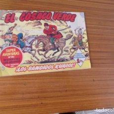 Tebeos: COSACO VERDE Nº 1 EDITA BRUGUERA. Lote 237071090