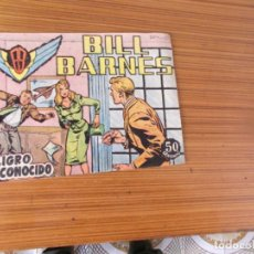Tebeos: BILL BARNES Nº 1 EDITA ROLLAN. Lote 237073265