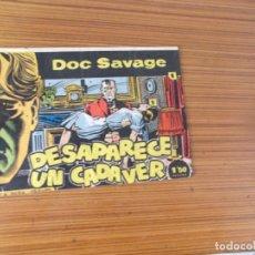 Tebeos: DOC SAVAGE Nº 1 EDITA ROLLAN. Lote 237073435