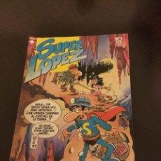 Tebeos: SUPER LOPEZ Nº 1 / EDICIONES B 1987 (JAN). Lote 237250500
