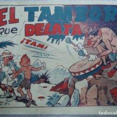 Tebeos: EL TAMBOR QUE DELATA RARISIMO DE ESBERT. Lote 237677360