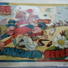 Tebeos: CONCURSO DE BEBES TEXTO Y MONOS DE TEY EDITA AMELLER AÑOS 40 MUY RARO. Lote 237717430