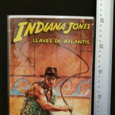 Giornalini: CÓMIC INDIANA JONES Y LAS LLAVES DE ATLANTIS NÚMERO 1 DE 4 NORMA EDITORIAL. Lote 238725975