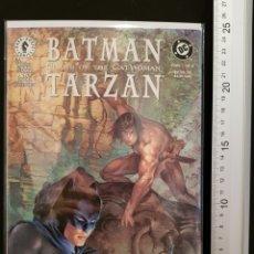 Giornalini: BATMAN TARZÁN LAS GARRAS DE CAT-WOMAN NÚMERO 1 DE 4 DARK HORSE EN INGLÉS. Lote 238726465