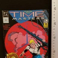 Giornalini: CÓMIC TIME MASTERS LOS AMOS DEL TIEMPO NÚMERO 1 DE 8 DC CÓMICS EDICIONES ZINCO. Lote 238727565