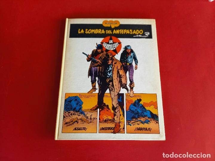 LOS GUERRILLEROS Nº 1 LA SOMBRA DEL ANTEPASADO - DE JESÚS BLASCO- AÑOS DE ORO- (Tebeos y Cómics - Números 1)