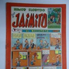 Tebeos: HUMOR FLORIDO DE JAIMITO EL BROMISTA VALENCIANA AÑOS 40 MIDE 17 X 24 CM.. Lote 239577720