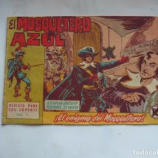 Tebeos: MOSQUETERO AZUL Nº 1 BRUGUERA ORIGINAL. Lote 240676780