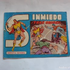 Tebeos: SINMIEDO Nº 1 ACROPOLIS ORIGINAL. Lote 240789330