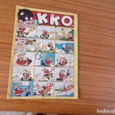 Giornalini: KKO Nº1 EDITA HERCULES. Lote 241203650