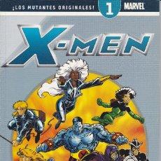 Tebeos: X-MEN. LOS MUTANTES ORIGINALES Nº 1/2/3.MARVEL.PANINI EDICIÓN 2006. Lote 241758130