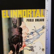 Giornalini: EL INMORTAL PAOLO ONGARO COLECCIÓN TUMI NÚMERO 1 AÑO 1980. Lote 245018270