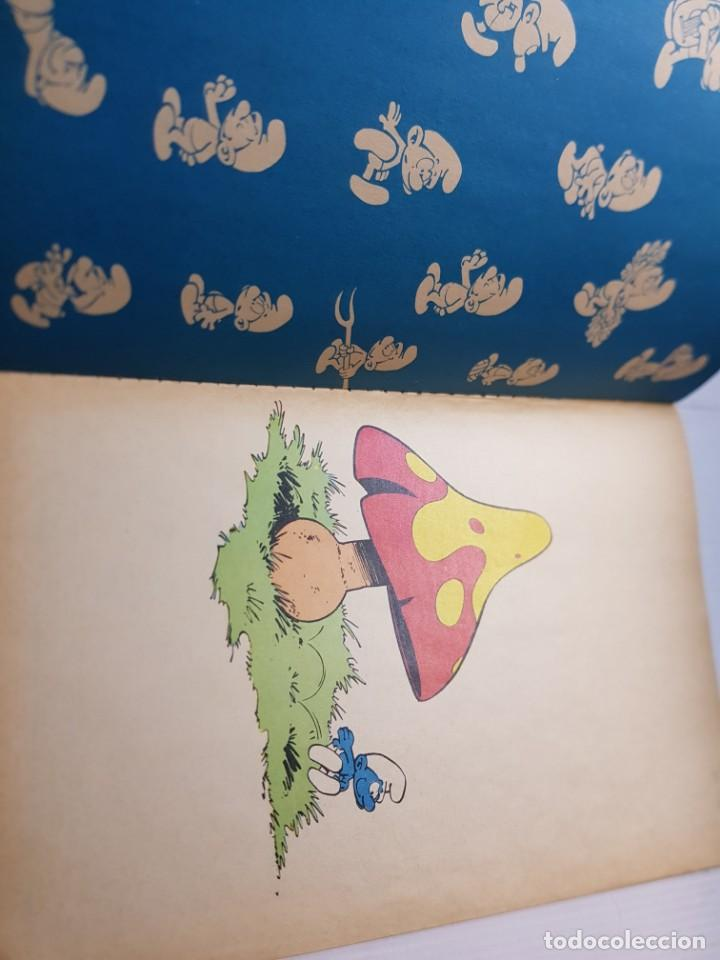 Tebeos: Comic Los Pitufos La Flauta de Número 1 de 1979 editorial Bruguera Colección Ole - Foto 3 - 245293725