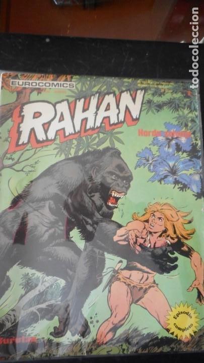 RAHAN Nº 1 (Tebeos y Cómics - Números 1)