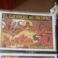 Giornalini: GUERRERO DEL ANTIFAZ Nº 0 Y Nº 1 (REEDICCIÓN). Lote 246452795