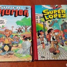 Giornalini: LOTE COMICS BENITO BONIATO Y SUPER LOPEZ( JAN BRUGUERA). Lote 247565315