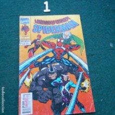 Giornalini: SPIDERMAN ENEMIGOS LETALES Nº 1. Lote 248276335