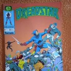 Livros de Banda Desenhada: DREADSTAR 1 FORUM. Lote 249039135
