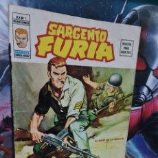 Tebeos: MUY BUEN ESTADO SARGENTO FURIA 1 MUNDI COMICS EDICIONES VERTICE. Lote 250223350