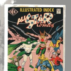 Tebeos: ICG ILLUSTRATED INDEX ALL STAR # 1 (1987) HOWELL. INGLES. Lote 251513610