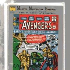 Tebeos: MARVEL MILESTONE AVENGERS # 1. THOR ANT MAN HULK IRON MAN. INGLES. Lote 251514135