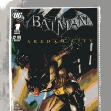 Tebeos: DC BATMAN ARKHAM CITY # 1. Lote 251515090