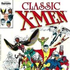 Tebeos: CLASSIC X-MEN Nº 1 EDICIONES FORUM. Lote 254951950