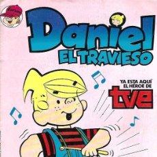 Tebeos: DANIEL, EL TRAVIESO Nº 1 EDICIONES FORUM. Lote 254952615
