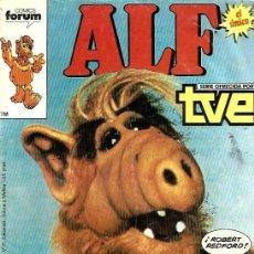 Tebeos: ALF Nº 1 EDICIONES FORUM. Lote 254953795